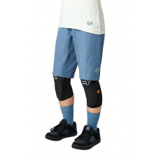 Dámské cyklo šortky Fox W Flexair Lite Short No Liner Mata Blue