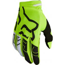Pánské rukavice Fox 180 Skew Glove Fluo Yellow