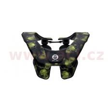 chránič krční páteře Air VIRUS, ATLAS (černá/zelená)
