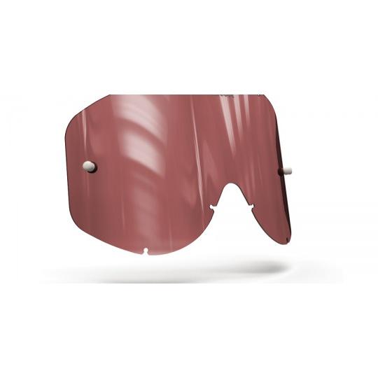 plexi pro brýle SCOTT RECOIL XI, ONYX LENSES (červené s polarizací)
