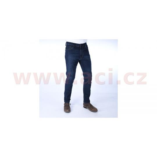 ZKRÁCENÉ kalhoty Original Approved Jeans Slim fit, OXFORD, pánské (sepraná modrá)