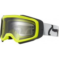 Race brýle Fox Airspace Prix Goggle Grey