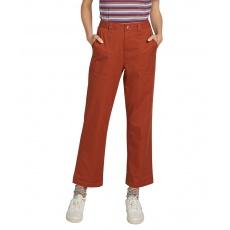 Dámské kalhoty Volcom Frochickie Carpenter Rust