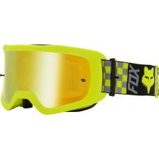 Pánské brýle Fox Main Illmatik Goggle - Spark Fluo Yellow
