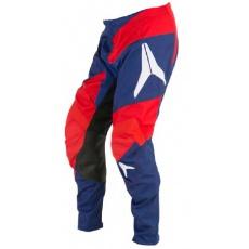 Motokrosové kalhoty ALIAS MX A2 navy/červené 2060-348