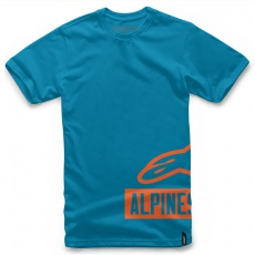 Pánské tričko TANK TEE Alpinestars Blue