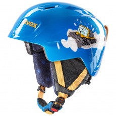 helma UVEX MANIC, blue caterpillar (S566226410*)