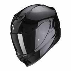 Moto přilba SCORPION EXO-520 AIR solid černá