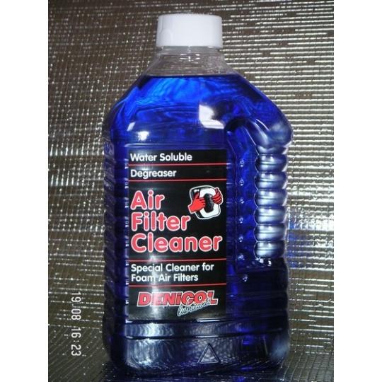 Kapalina pro čištění vzduchových filtrů DENICOL AIR FILTER CLEANER 2l