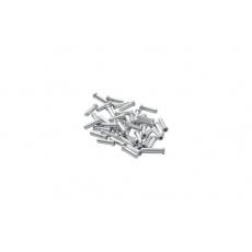 KELLYS Koncovka řadícího lanka 1,2mm AL 100 ks