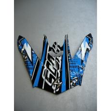 Kšilt SCORPION VX-20 AIR WIN WIN modro/černo/bílý