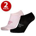 Active Socks Lady Low černá