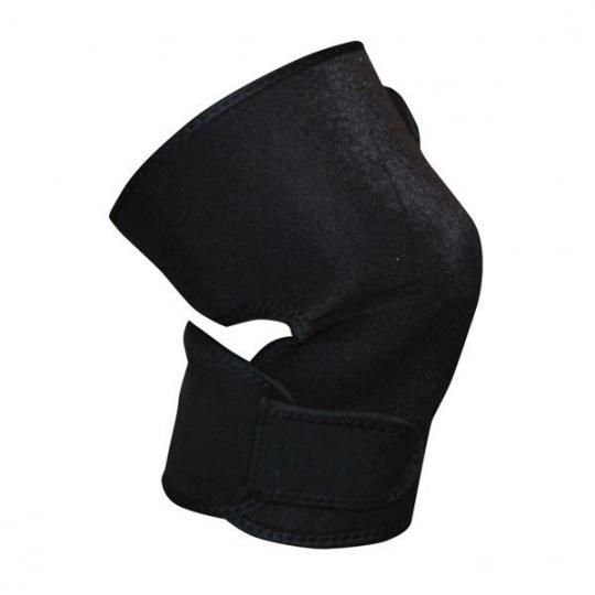 Neoprénové návleky kolen BIKE-IT černé WRMK09