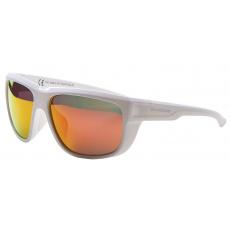 sluneční brýle BLIZZARD sun glasses PCS707140, white matt, 65-18-140