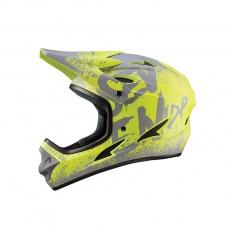 7idp - SEVEN helma M1 Gradient Lime/Grey (18) - velikost M