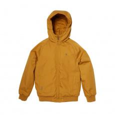 Dětská bunda Volcom Hernan 5K Jacket Golden Brown