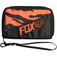Dámská peněženka Fox Racing Vicious Wristlet Black/Pink
