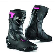 Dámské moto boty TCX SP-MASTER LADY černé
