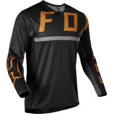 Pánský MX dres Fox 360 Merz Jersey Black