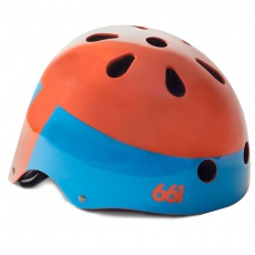 661 Dirt Lid - XV Orange helma