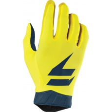 MX rukavice SHIFT 3lack Label Air Glove Yellow/Navy