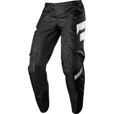 Dětské MX kalhoty Shift Youth Whit3 Ninety seven pant black