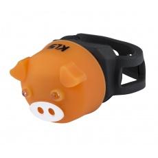 KELLYS Osvětlení zadní KLS PIGGY, orange