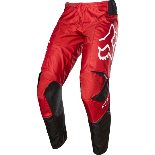 Pánské MX kalhoty Fox 180 Prix Pant Flame Red