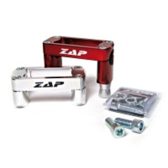 T-bone kit 28,6 mm/35 mm stříbrný Suzuki RM(Z)