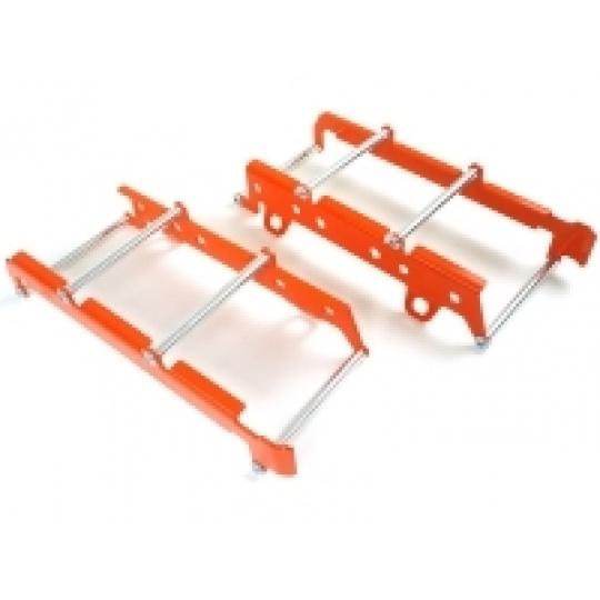 Výztuhy chladičů KTM SX(F) 16-18 oranž
