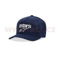 kšiltovka HERITAGE BLAZE HAT, ALPINESTARS (modrá/šedá)