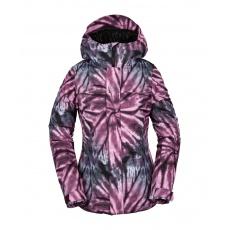 Dámská bunda Volcom Bolt Ins Jacket Purple