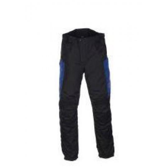 Moto kalhoty RICHA MONSOON modré