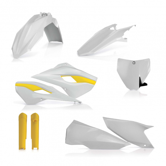 Acerbis plastový plastový full kit HQ TE/FE Enduro 15