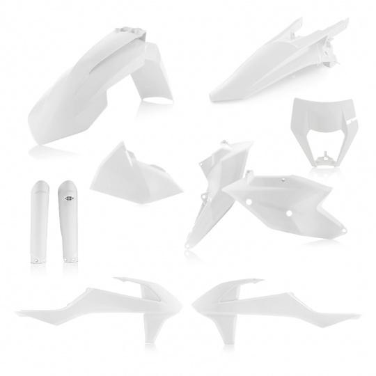 ACERBIS plastový full kit KTM EXC/EXC-F 17/19