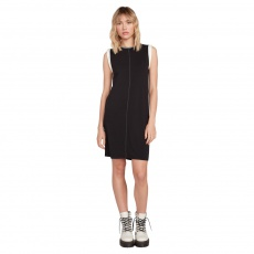 Dámské šaty Volcom Ivol 2 Dress Black