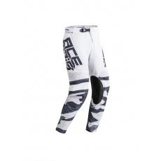 ACERBIS kalhoty VENTED HELIOSšedá/bílá