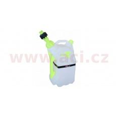 rychlotankovací kanystr R15 (objem 15 litrů), RTECH (žluté doplňky)