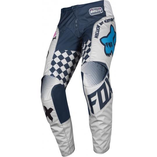 Pánské MX kalhoty Fox 180 Czar Pant Lt Grey