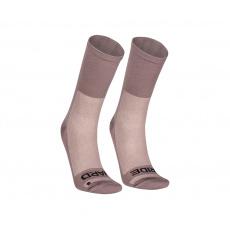 KELLYS Ponožky Rival 2 dusty lilla 39-42