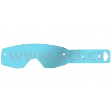 strhávací slídy plexi pro brýle SCOTT řady HUSTLE/TYRANT, Q-TECH (10 vrstev v balení, čiré)