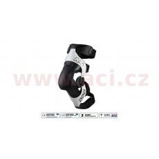 kolenní ortézy POD K4 v.2.0, POD - Austrálie (bílá/černá, pravé koleno)