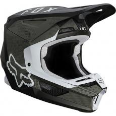 Pánská přilba Fox V2 Speyer Helmet, Ece Black