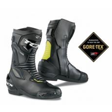 Moto boty TCX SP-MASTER GORE-TEX černo/žluté fluo