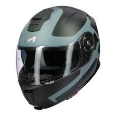 Moto přilba ASTONE RT1200 EVO ASTAR matná tmavě šedá