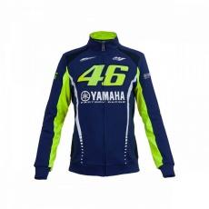 Dámská mikina Valentino Rossi VR46 YAMAHA fleece modrá 272409