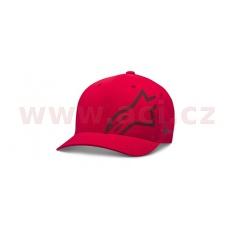 kšiltovka CORP SHIFT WP TECH HAT, ALPINESTARS (červená/černá)