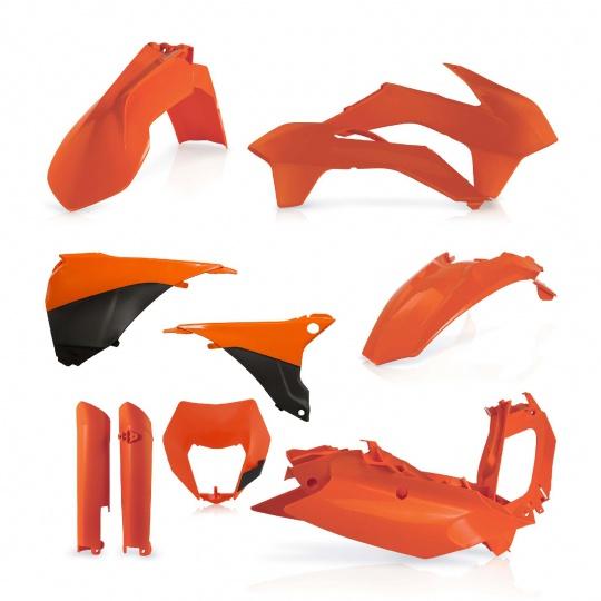 ACERBIS plastový full kit KTM EXC/EXCF  14/15