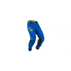 kalhoty LITE 2020, FLY RACING (modrá/černá/hi-vis)