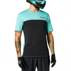 Pánský dres Fox Flexair Delta Ss Jersey Black